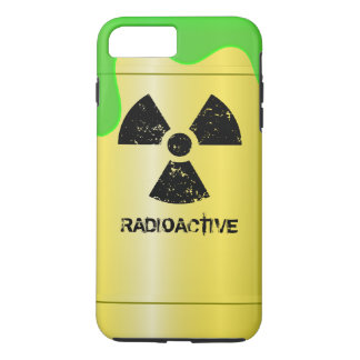 Radioactive Waste Drum iPhone 7 Plus Case