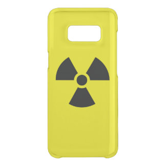 Radioactivity Uncommon Samsung Galaxy S8 Case