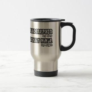 Radiographer .. Deadly Ninja Travel Mug
