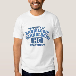 Radiologic Department T Shirts