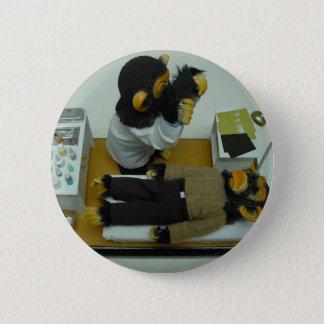 Radiologist 2 Inch Round Button
