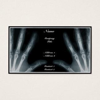 Radiologist - Business Card