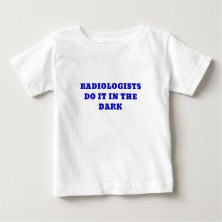 Radiologist do it in the Dark Baby T-Shirt
