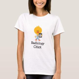 Radiology Chick T-shirt  T-Shirt