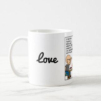 Radiology Love Coffee Mug