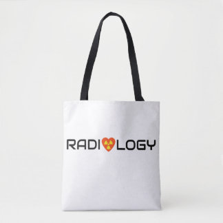Radiology Love Tote Bag