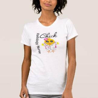 Radiology Nurse Chick v2 T Shirt