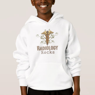 Radiology Rocks Radiology Kids Hooded Sweatshirt