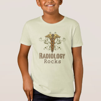 Radiology Rocks Radiology Kids Organic T-shirt