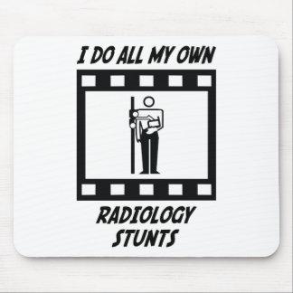 Radiology Stunts Mouse Mats