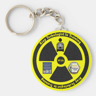 Radiology Technologist In Training Gifts Keychain