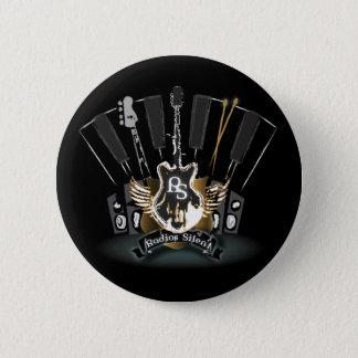 Radios Silent Button! 2 Inch Round Button