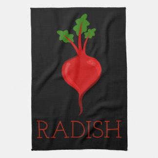Radish Kitchen Towel