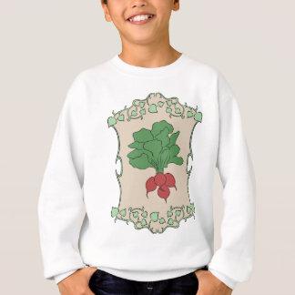 Radish Sign Sweatshirt