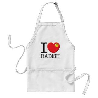 Radish Standard Apron