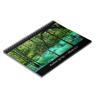 Radium Springs ~ Albany Georgia Notebook