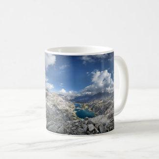 Rae Lakes from Painted Lady - John Muir Trail Coffee Mug