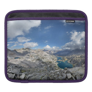 Rae Lakes from Painted Lady - John Muir Trail iPad Sleeve