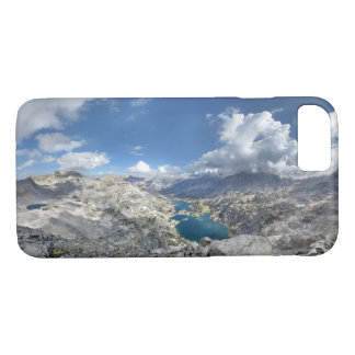 Rae Lakes from Painted Lady - John Muir Trail iPhone 8/7 Case