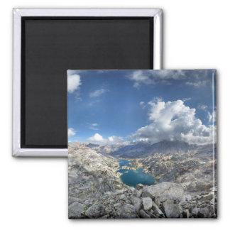 Rae Lakes from Painted Lady - John Muir Trail Magnet