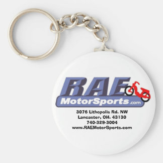 raeMotorSports Key Chain