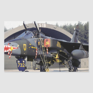 RAF 54 Squadron SEPECAT Jaguar GR.1 XX732 (1979) Sticker