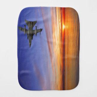 RAF Tornado GR4 Burp Cloths