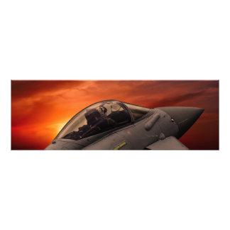 RAF Typhoon Art Photo