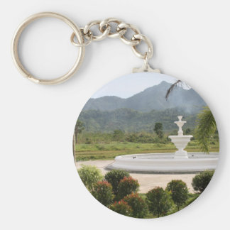 Rafael Farm Key Chain