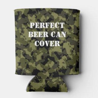 Rafraichisseur De Cannettes Motif militaire de style de camouflage