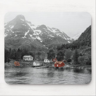 Raftsund - Norway Mouse Pad