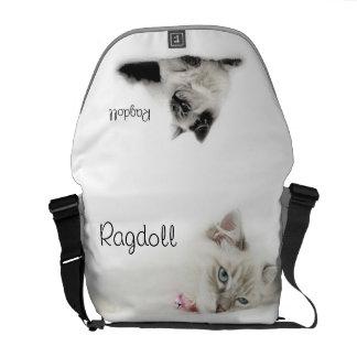 ragdoll bag messenger bag