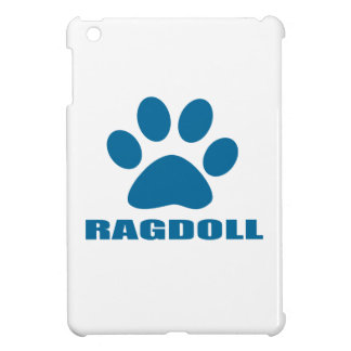 RAGDOLL CAT DESIGNS iPad MINI COVERS