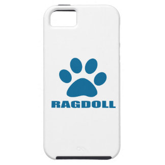 RAGDOLL CAT DESIGNS iPhone 5 COVERS