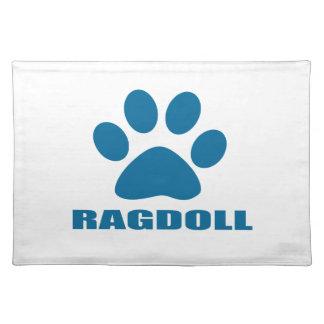 RAGDOLL CAT DESIGNS PLACEMAT