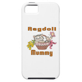 Ragdoll Cat Mom iPhone 5 Cover