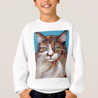 Ragdoll Cat Sweatshirt