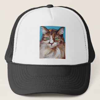 Ragdoll Cat Trucker Hat