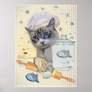 Ragdoll Cookie Jar Prints