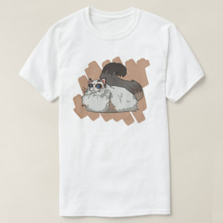 Ragdoll Scratch T-Shirt