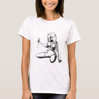 Ragdoll T-shirt (White)