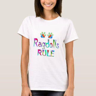 Ragdolls Rule T-Shirt