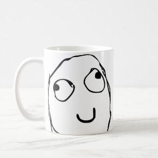 Rage Face Comic Funny coffee mug