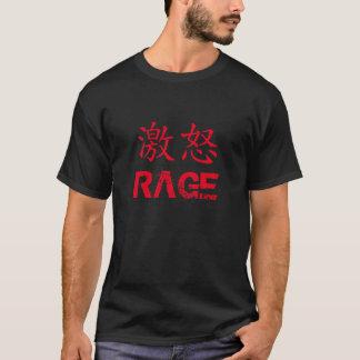 """""""Rage Kanji"""" t-shirt"""