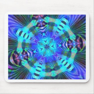 Rage Psychedelic Mouse Pad