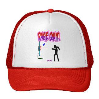Rage Quit! Trucker Hat