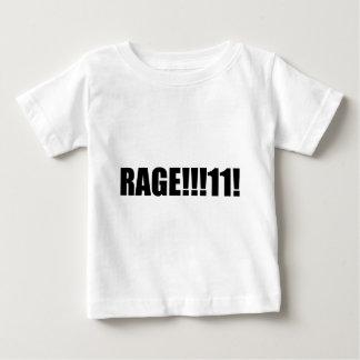 RAGE ! ! ! ! ! T-SHIRT