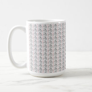 Rage Troll Classic White Coffee Mug