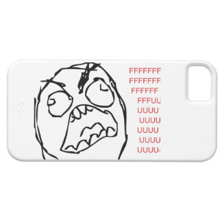 Rage Troll iPhone 5 Covers
