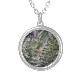 Ragged Point Silver Plated Necklace